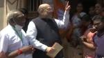 तमिलनाडु चुनाव: कन्याकुमारी में अमित शाह का रोड शो, घर-घर जाकर भी मांगे वोट