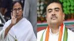 पश्चिम बंगाल चुनाव: नंदीग्राम सीट पर बीजेपी ने ममता बनर्जी के सामने सुवेंदु अधिकारी को उतारा
