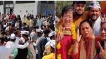 MCD By Poll 2021: AAP ने लगाया जीत का चौका, BJP शून्य पर आउट, देखें 'आप' पार्टी के जश्न की तस्वीरें