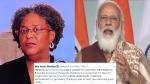 किसान आंदोलन: जिस पॉप सिंगर रिहाना ने भारत सरकार पर उठाए थे सवाल, उसी के देश पीएम मोदी ने पहुंचाई वैक्सीन
