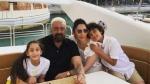 दुबई में फैमिली टाइम एंजॉय करते दिखे संजय दत्त, पत्नी ने फोटो शेयर करते हुए लिखा ये खास बात