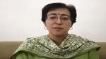 AAP विधायक आतिशी ने ICLEI की पहली कॉन्फ्रेंस को किया संबोधित, अपनी सरकार उपलब्धियां गिनाईं
