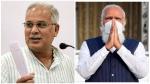 छत्तीसगढ़: CM भूपेश बघेल का आरोप- कोरोना की दूसरी लहर पर मोदी सरकार ने सलाह और गाइडलाइन भी नहीं दी