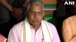 '...हो सकती हैं कूचबिहार जैसी हत्याएं', दिलीप घोष के बयान पर TMC बोली- भड़काऊ बयान के लिए जल्द हो गिरफ्तारी