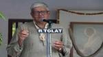 बंगाल के पूर्व गवर्नर गोपालकृष्ण गांधी बोले चुनावी रैलियों पर तत्काल रोक लगे, EC को सुझाया ये विकल्प