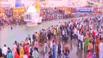 हरिद्वार कुंभ मेला: कोरोना के साए में लाखों लोगों की भीड़, 2 दिन के अंदर 1 हजार मामले सामने आए