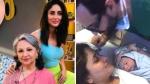 Video: अब तक 'छोटे नवाब' का चेहरा नहीं देख सकीं है दादी शर्मिला टैगोर, करीना कपूर ने बताई इसकी वजह