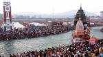 हरिद्वार कुंभ में शामिल हुए निर्वाणी अखाड़ा के महामंडलेश्वर कपिल देव का कोरोना से निधन