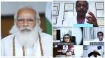 कोरोना के खिलाफ सबसे बड़ा हथियार वैक्सीन है, डॉक्टरों के साथ मीटिंग के बाद PM मोदी ने क्या-क्या कहा?