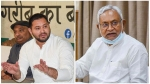 बिहार में बिगड़ते हालात पर तेजस्वी हुए गुस्सा, लिखा- NDA के सांसदों-मंत्रियों को नाक रगड़ कर मांगनी चाहिए माफी