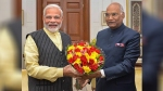 PM मोदी और राष्ट्रपति कोविंद ने दी देशवासियों को रामनवमी की शुभकामनाएं, कहा - 'जय श्रीराम'