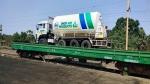 नवी मुंबई से 7 खाली टैंकरों के साथ विशाखापट्टनम के लिए रवाना हुई पहली ऑक्सीजन एक्सप्रेस