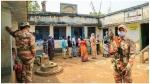 पश्चिम बंगाल में 5वें चरण के चुनाव के दौरान कई बूथों पर हिंसा, TMC ने BJP और CRPF पर लगाए गंभीर आरोप