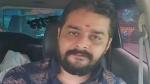 छात्रों के हक में धरना देने पहुंचे हिंदुस्तानी भाऊ गिरफ्तार, पुलिस से बचने के लिए किया एंबुलेंस का इस्तेमाल