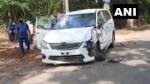 ओडिशा में ट्रैक्टर से टकराई केंद्रीय मंत्री प्रताप सारंगी की कार, कई लोग घायल
