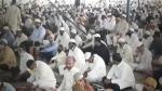 हैदराबाद में जुटी हजारों की भीड़, ज्यादातर लोगों पर नहीं था मास्क, नियम भंग हुए