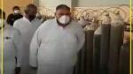 राजस्थान : ऑक्सीजन की कमी दूर करने के लिए पाहुजा परिवार ने शुरू किया गैस प्लांट