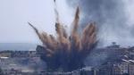 हमास नेता के घर समेत 3 इमारतों पर इजरायल की एयर स्ट्राइक, 42 की मौत