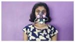 बंगाल की 12 कक्षा की छात्रा का दावा-'मेरे मास्क से होगा कोरोना वायरस का खात्मा'
