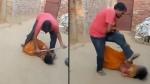 UP: 10 रुपए के लिए हैवान बना पति, पत्नी को लाठी से बेरहमी से पीटा