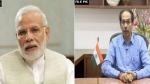 महाराष्ट्र में कोरोना की स्थिति को लेकर पीएम मोदी ने की सीएम उद्धव ठाकरे से बातचीत