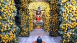 Video: 7000 पके हुए आमों से सजाया गया मंदिर, बाद में इस नेक काम में हुआ फलों का इस्तेमाल