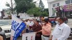 उत्तराखंड: AAP के नेताओं ने प्रदेश कार्यालय से राशन किट से भरे वाहन किए रवाना, ये नेता रहे मौजूद