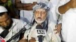 गाजियाबाद पुलिस की 'ताबीज' थ्योरी को अब्दुल समद सैफी ने बताया गलत, जानिए क्या बोले बुलंदशहर में
