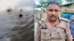 Sub Inspector Ashish Kumar: अलीगढ़ में दरोगा आशीष कुमार ने जान की बाजी लगाकर यूं बचाई शख्स की जान