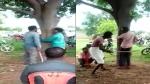 Video: मछली चोरी के आरोप में दर्दनाक सजा, 8 युवकों को पेड़ से बांधकर बुरी तरह पीटा