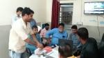 भरतपुर एफसीआई गोदाम में एसीबी का छापा, 2 अधिकारी एक लाख की घूस लेते गिरफ्तार