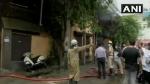 दिल्ली के उद्योग नगर में जूता फैक्ट्री में लगी भीषण आग, 5-6 लोग लापता