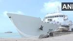 इंडियन कोस्ट गार्ड फ्लीट में शामिल हुआ 'सजग', बिना आपूर्ति के एक महीने समुद्र में रह सकता है ये जहाज