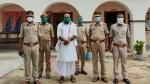 गाजीपुर: मुख्तार अंसारी का गुर्गा नन्हे खां प्रधान गिरफ्तार, 25 हजार का था इनाम