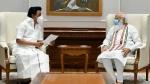 तमिलनाडु सीएम स्टालिन ने पीएम मोदी से की मुलाकात, सामने रखी 25 मांग