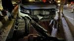तेलंगाना के वित्त मंत्री के काफिले की कार हुईं हादसे का शिकार, बाल-बाल बचे टी हरीश राव