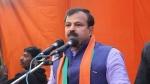 दिल्ली बीजेपी अध्यक्ष आदेश गुप्ता के घर पर हमला, गार्ड को आई चोट