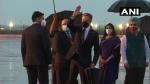 दो दिवसीय भारत दौरे पर दिल्ली पहुंचे अमेरिकी विदेश मंत्री एंटनी ब्लिंकन