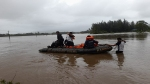 कर्नाटक में तीन दिन से हो रही बारिश के बाद बने बाढ़ के हालात, राज्य में 9 लोगों की हुई मौत