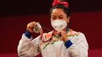 वतन लौटीं मीराबाई चानू पर इनामों की बरसात, बनाई गईं एडिशनल एसपी