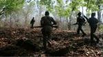 छत्तीसगढ़: सुकमा के जंगलों में सुरक्षा बल और नक्सलियों के बीच मुठभेड़