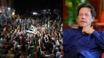PoK में चुनाव जीतने के लिए इमरान ने लगाई 'आग', फिर भी साधारण रहा प्रदर्शन
