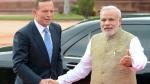 PM मोदी ने पूर्व ऑस्ट्रेलियाई पीएम टोनी एबट के साथ की बैठक, इन अहम मुद्दों पर बनी सहमति