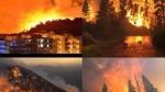 तुर्की, ग्रीस और इटली में भीषण आग से हाहाकार, शहरों को करवाए जा रहे हैं खाली, देखिए महाविनाशक वीडियो