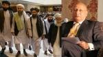 तालिबान पर पाकिस्तानी एयरस्पेस से हमले कर रहा है अमेरिका, पूर्व पाकिस्तानी डिप्लोमेट का बड़ा दावा