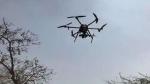 J&K: सांबा के ब्रहमना इलाके में चार जगहों पर दिखे संदिग्ध ड्रोन, तलाशी अभियान जारी