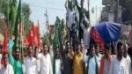 बिहार में भारत बंद को सफल बनाने के लिए सड़क पर उतरे महागठबंधन के कार्यकर्ता, तेजस्वी रहे नदारद