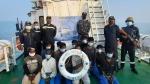 गुजरात तट से ICG ने पकड़ी पाकिस्तानी नाव, क्रू के 12 लोग गिरफ्तार