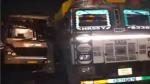 गुजरात में लिंबडी-अहमदाबाद हाईवे पर बस और ट्रक में हुई भयंकर टक्कर, 2 लोगों की मौत, 30 बचाए गए