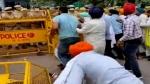 ब्लैक फ्राइडे: अकाली दल की अगुवाई में किसान आंदोलनकारी दिल्ली पहुंचे, पुलिस ने झारोड़ा कलां बॉर्डर बंद किया